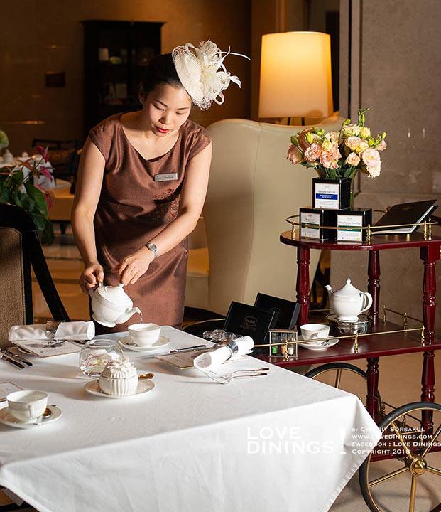 อาฟเตอร์นูนทีโรงแรมสยามเคมปินสกี้ กรุงเทพฯ เซ็ทคอร์ส Afternoon Tea Siam Kempinski Hotel Bangkok Set Course Reimage_10-1