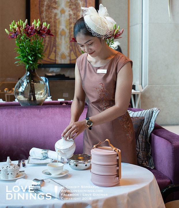 อาฟเตอร์นูนทีโรงแรมสยามเคมปินสกี้ กรุงเทพฯ เซ็ทคอร์ส Afternoon Tea Siam Kempinski Hotel Bangkok Set Course Reimage_11