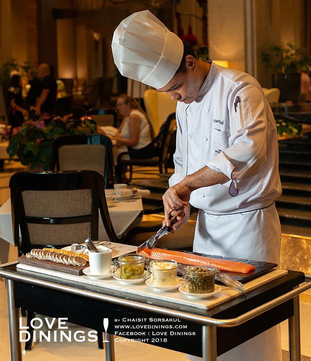อาฟเตอร์นูนทีโรงแรมสยามเคมปินสกี้ กรุงเทพฯ เซ็ทคอร์ส Afternoon Tea Siam Kempinski Hotel Bangkok Set Course Reimage_13