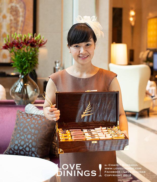 อาฟเตอร์นูนทีโรงแรมสยามเคมปินสกี้ กรุงเทพฯ เซ็ทคอร์ส Afternoon Tea Siam Kempinski Hotel Bangkok Set Course Reimage_21