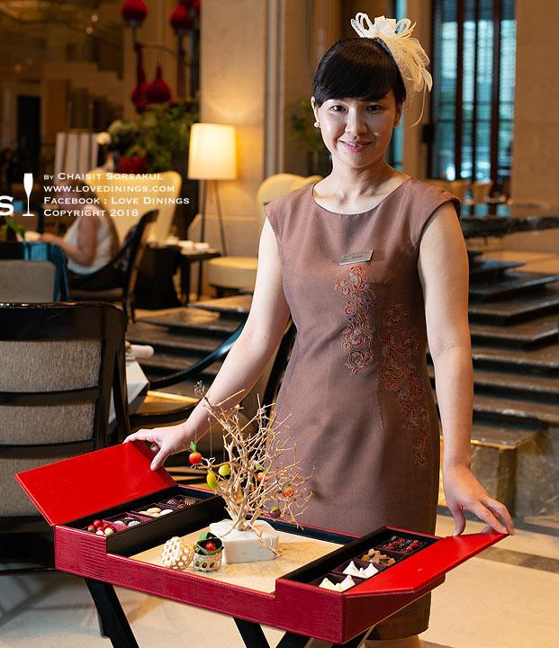 อาฟเตอร์นูนทีโรงแรมสยามเคมปินสกี้ กรุงเทพฯ เซ็ทคอร์ส Afternoon Tea Siam Kempinski Hotel Bangkok Set Course Reimage_24