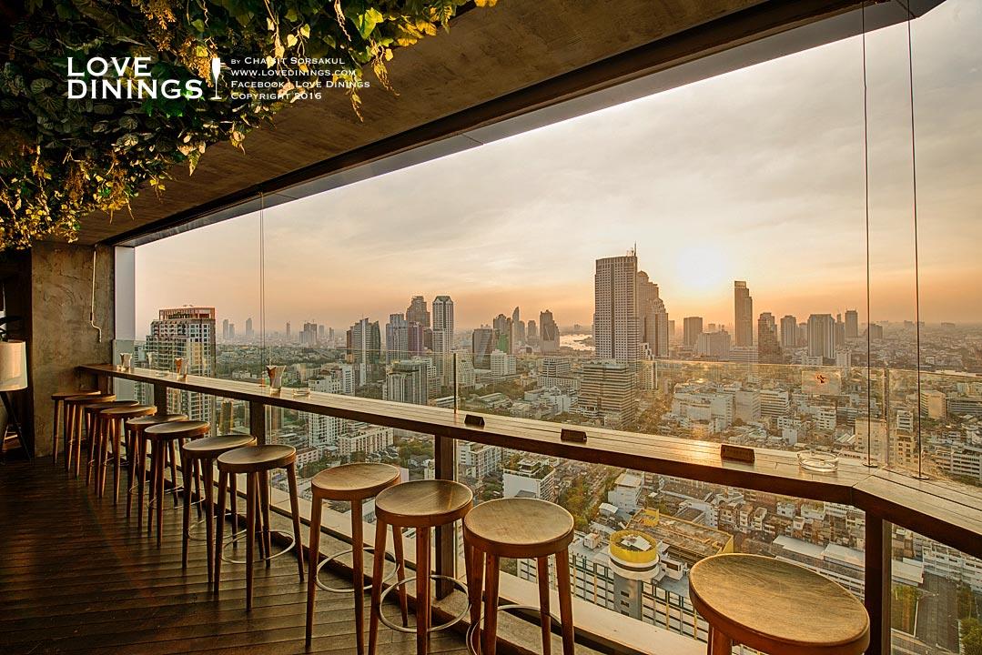 รูฟท็อปบาร์กรุงเทพ รับลมหนาว 2561 , Rooftop Bar Bangkok for Winter 2018_05