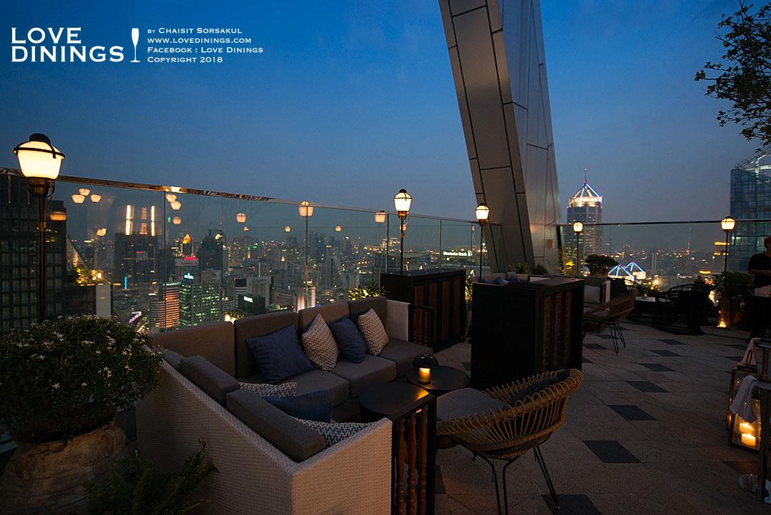 รูฟท็อปบาร์กรุงเทพ รับลมหนาว 2561 , Rooftop Bar Bangkok for Winter 2018_12