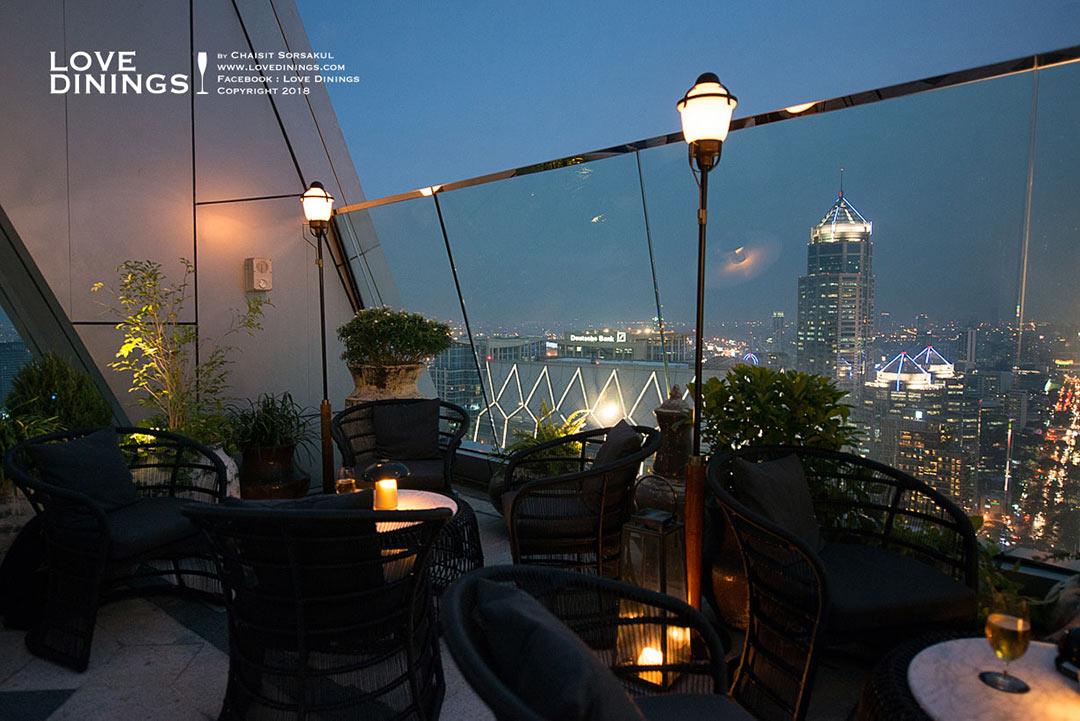 รูฟท็อปบาร์กรุงเทพ รับลมหนาว 2561 , Rooftop Bar Bangkok for Winter 2018_13