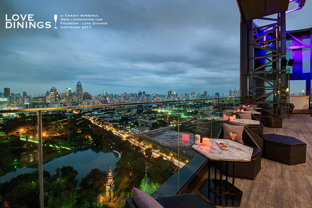 รูฟท็อปบาร์กรุงเทพ รับลมหนาว 2561 , Rooftop Bar Bangkok for Winter 2018_19