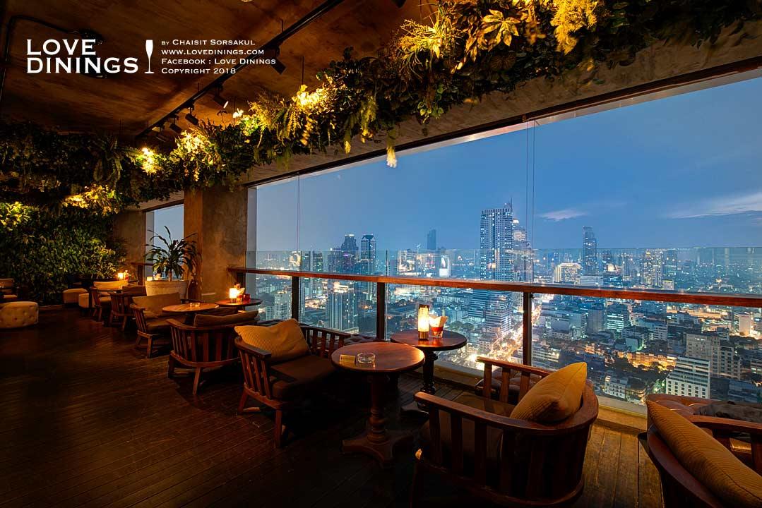 รูฟท็อปบาร์กรุงเทพ รับลมหนาว 2561 , Rooftop Bar Bangkok for Winter 2018_224