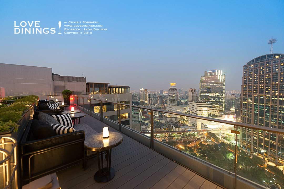 รูฟท็อปบาร์กรุงเทพ รับลมหนาว 2561 , Rooftop Bar Bangkok for Winter 2018_26