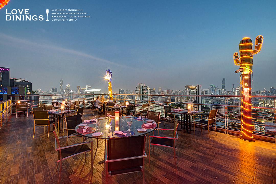รูฟท็อปบาร์กรุงเทพ รับลมหนาว 2561 , Rooftop Bar Bangkok for Winter 2018_81