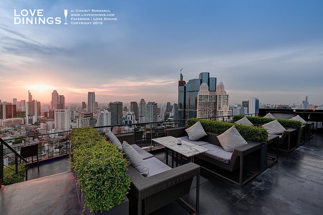 รูฟท็อปบาร์กรุงเทพ รับลมหนาว 2561 , Rooftop Bar Bangkok for Winter 2018_97