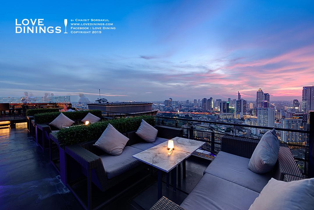 รูฟท็อปบาร์กรุงเทพ รับลมหนาว 2561 , Rooftop Bar Bangkok for Winter 2018_98