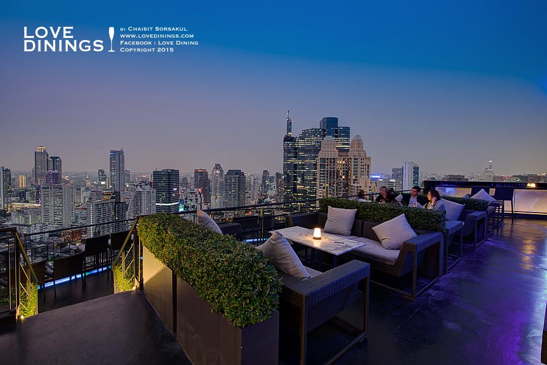 รูฟท็อปบาร์กรุงเทพ รับลมหนาว 2561 , Rooftop Bar Bangkok for Winter 2018_99