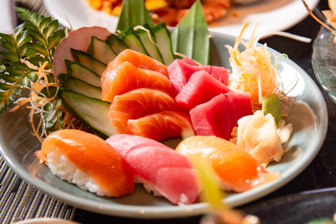 ดินเนอร์ซีฟู้ดบุฟเฟ่ต์ โอกุระกรุงเทพ Dinner Buffet Seafood at The Okra Prestige Bangkok_02