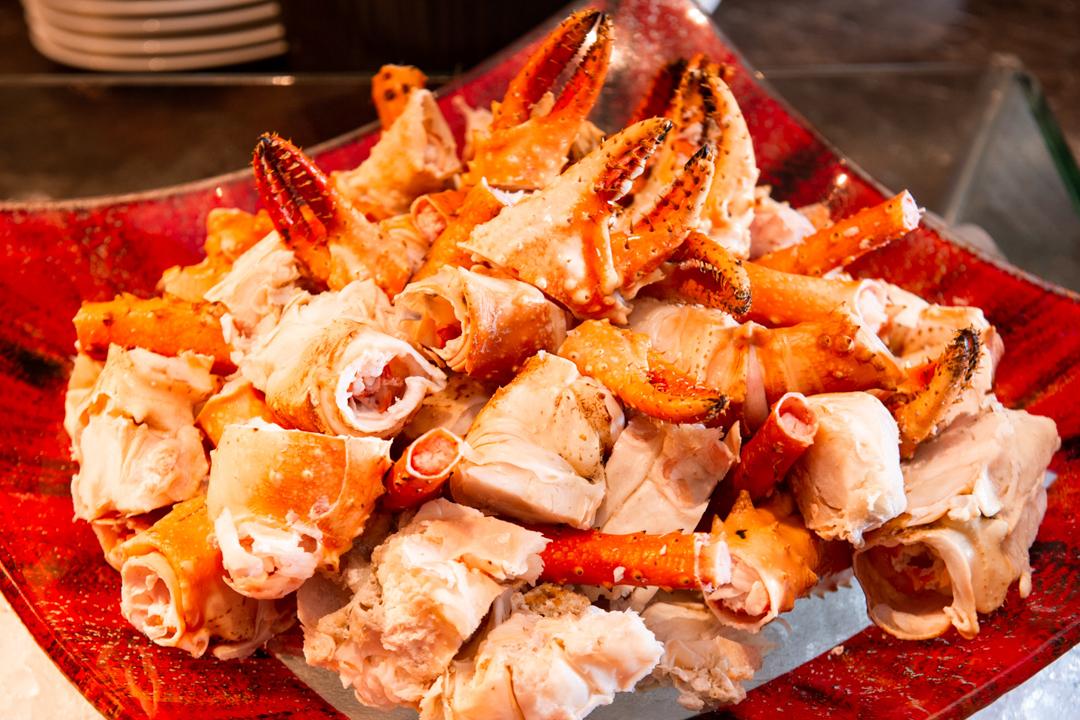ดินเนอร์ซีฟู้ดบุฟเฟ่ต์ โอกุระกรุงเทพ Dinner Buffet Seafood at The Okra Prestige Bangkok_04
