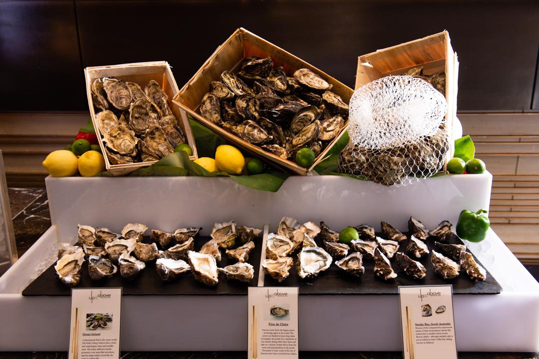 ดินเนอร์ซีฟู้ดบุฟเฟ่ต์ โอกุระกรุงเทพ Dinner Buffet Seafood at The Okra Prestige Bangkok_05