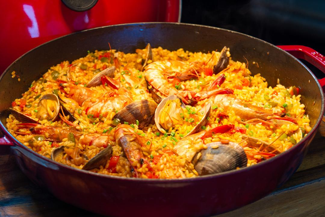 ดินเนอร์ซีฟู้ดบุฟเฟ่ต์ โอกุระกรุงเทพ Dinner Buffet Seafood at The Okra Prestige Bangkok_07