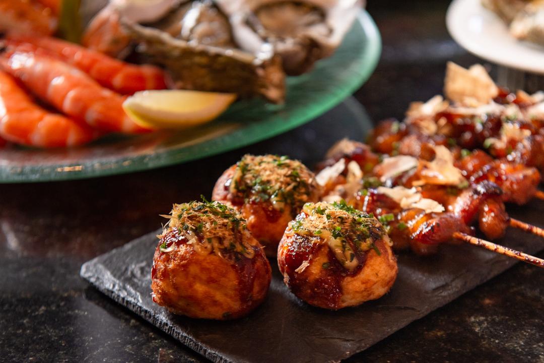 ดินเนอร์ซีฟู้ดบุฟเฟ่ต์ โอกุระกรุงเทพ Dinner Buffet Seafood at The Okra Prestige Bangkok_08