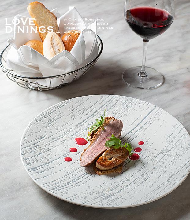 Café@2 CONRAD BANGKOK , คาเฟ่แอททู โรงแรมคอนราดกรุงเทพ เซ็ทคอร์สอาหารฝรั่งเศสราคาสมเหตุสมผล_08