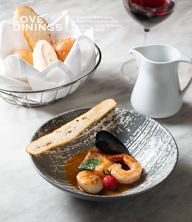 Café@2 CONRAD BANGKOK , คาเฟ่แอททู โรงแรมคอนราดกรุงเทพ เซ็ทคอร์สอาหารฝรั่งเศสราคาสมเหตุสมผล_11