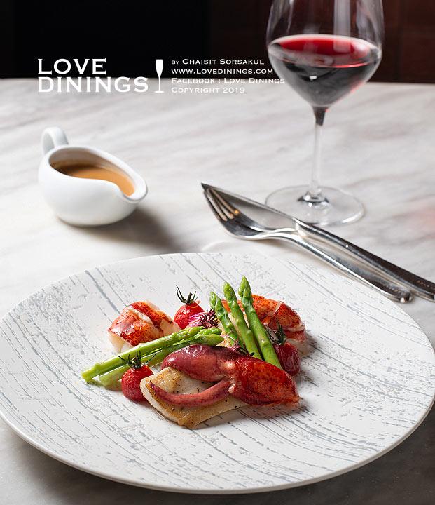 Café@2 CONRAD BANGKOK , คาเฟ่แอททู โรงแรมคอนราดกรุงเทพ เซ็ทคอร์สอาหารฝรั่งเศสราคาสมเหตุสมผล_12