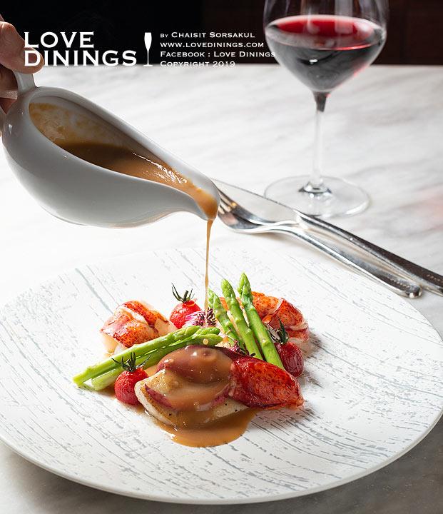 Café@2 CONRAD BANGKOK , คาเฟ่แอททู โรงแรมคอนราดกรุงเทพ เซ็ทคอร์สอาหารฝรั่งเศสราคาสมเหตุสมผล_13
