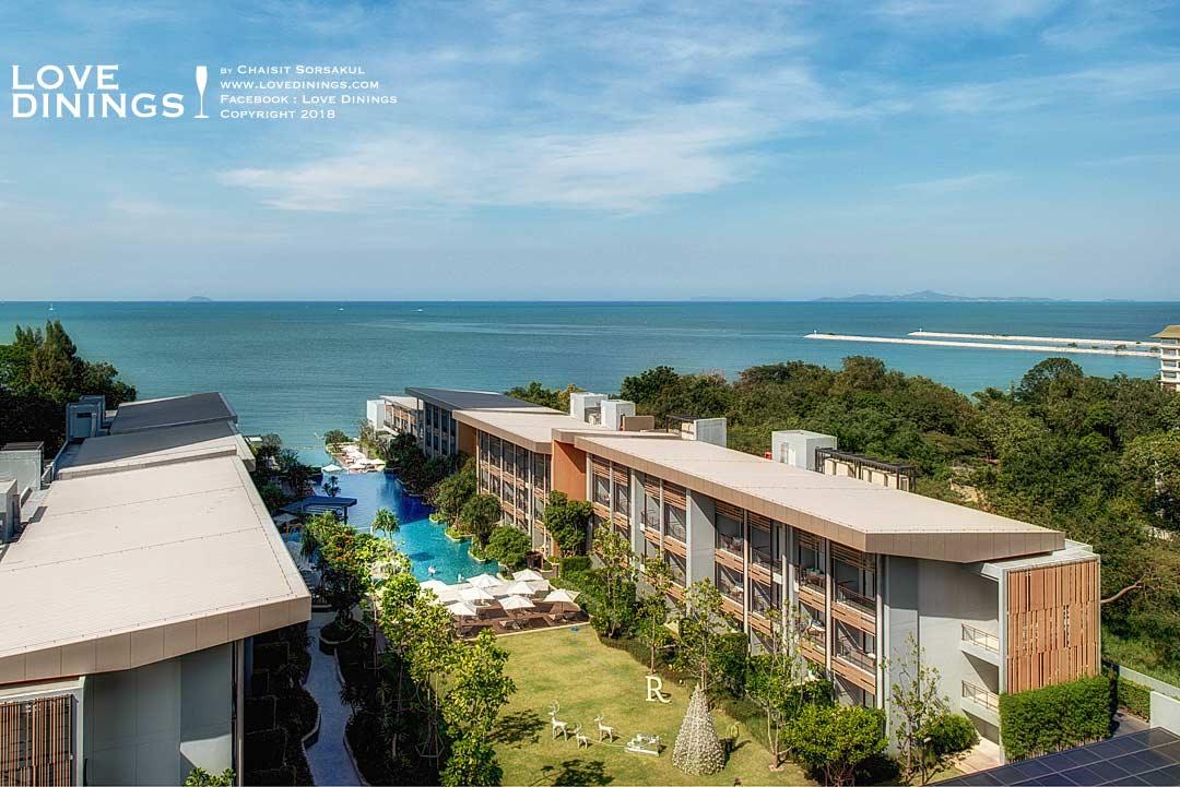 Renaissance Pattaya Resort & Spa ,โรงแรมเรเนซองส์ พัทยา รีสอร์ท แอนด์ สปา โรงแรมสไตล์รีสอร์ทพัทยา_01