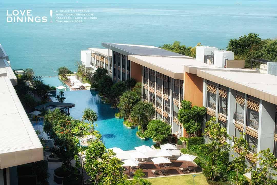 Renaissance Pattaya Resort & Spa ,โรงแรมเรเนซองส์ พัทยา รีสอร์ท แอนด์ สปา โรงแรมสไตล์รีสอร์ทพัทยา_02