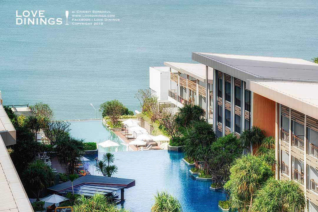 Renaissance Pattaya Resort & Spa ,โรงแรมเรเนซองส์ พัทยา รีสอร์ท แอนด์ สปา โรงแรมสไตล์รีสอร์ทพัทยา_03