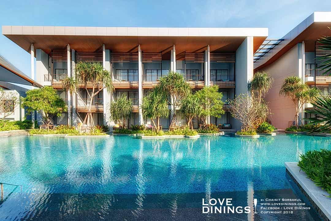 Renaissance Pattaya Resort & Spa ,โรงแรมเรเนซองส์ พัทยา รีสอร์ท แอนด์ สปา โรงแรมสไตล์รีสอร์ทพัทยา_04