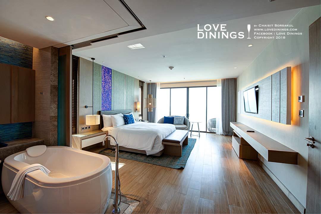 Renaissance Pattaya Resort & Spa ,โรงแรมเรเนซองส์ พัทยา รีสอร์ท แอนด์ สปา โรงแรมสไตล์รีสอร์ทพัทยา_13