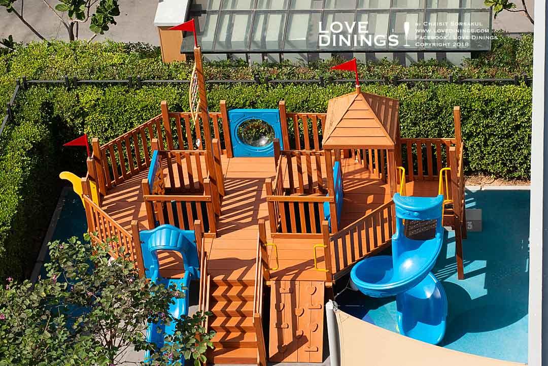 Renaissance Pattaya Resort & Spa ,โรงแรมเรเนซองส์ พัทยา รีสอร์ท แอนด์ สปา โรงแรมสไตล์รีสอร์ทพัทยา_38