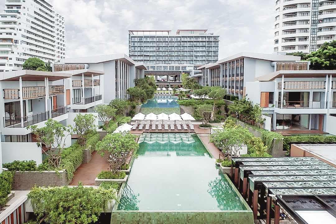 Renaissance Pattaya Resort & Spa ,โรงแรมเรเนซองส์ พัทยา รีสอร์ท แอนด์ สปา โรงแรมสไตล์รีสอร์ทพัทยา_50
