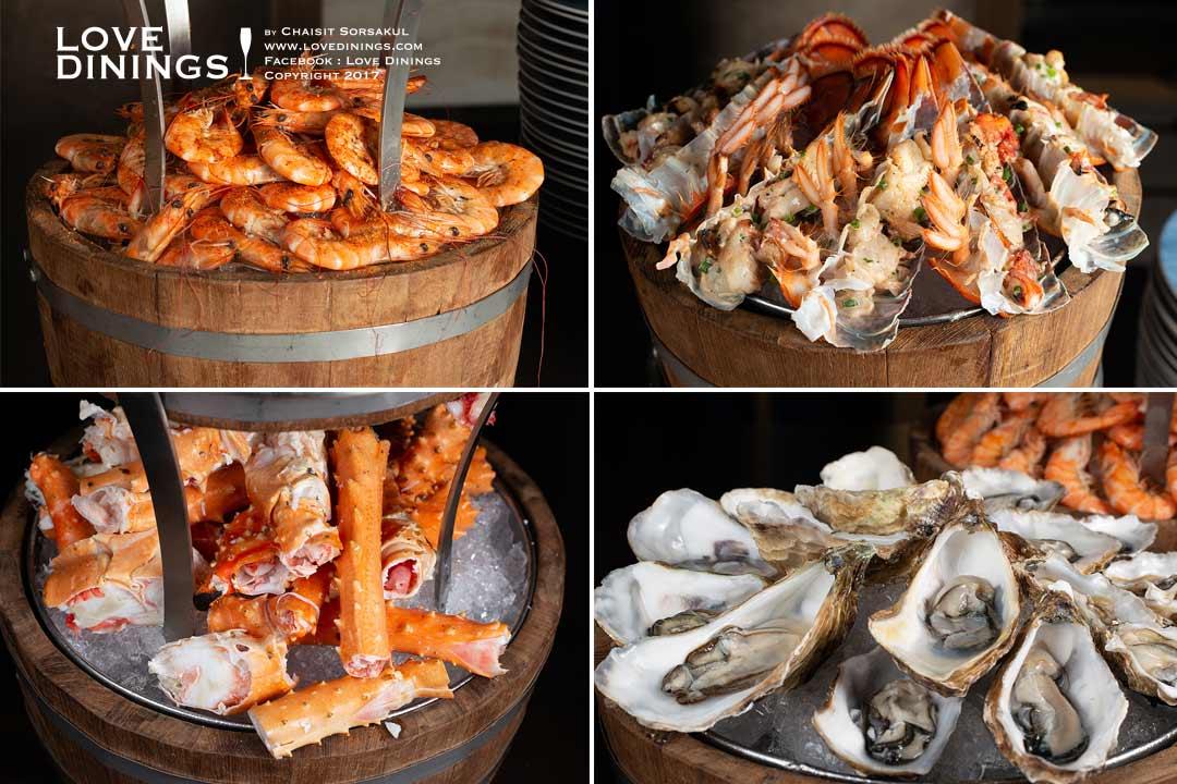 บรันซ์ สุดพรีเมี่ยม ชาร์แบงคอค สเต็กเฮ้าส์ โรงแรมอินดิโก้กรุงเทพ ,UPTOWN Funk Brunch CHAR Bangkok (Steak House ,Indigo Bangkok)_03