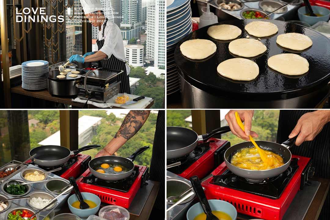 บรันซ์ สุดพรีเมี่ยม ชาร์แบงคอค สเต็กเฮ้าส์ โรงแรมอินดิโก้กรุงเทพ ,UPTOWN Funk Brunch CHAR Bangkok (Steak House ,Indigo Bangkok)_12