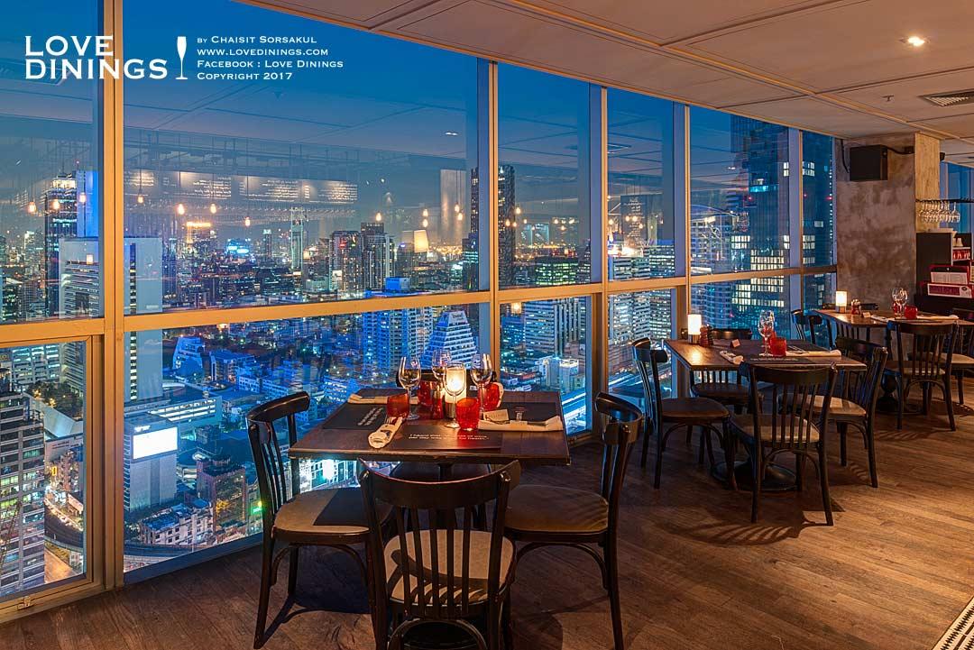 สุดยอดร้านอาหารวาเลนไทน์ 2563 กรุงเทพ พัทยา Valentine Restaurant 2020 Bangkok Pattaya_015