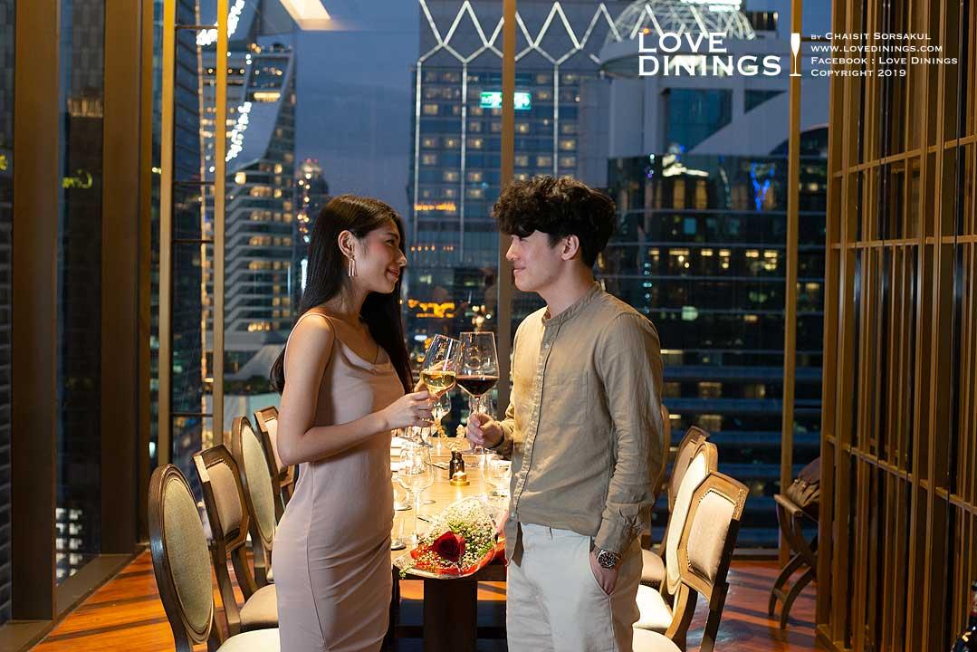 สุดยอดร้านอาหารวาเลนไทน์ 2563 กรุงเทพ พัทยา Valentine Restaurant 2020 Bangkok Pattaya_028