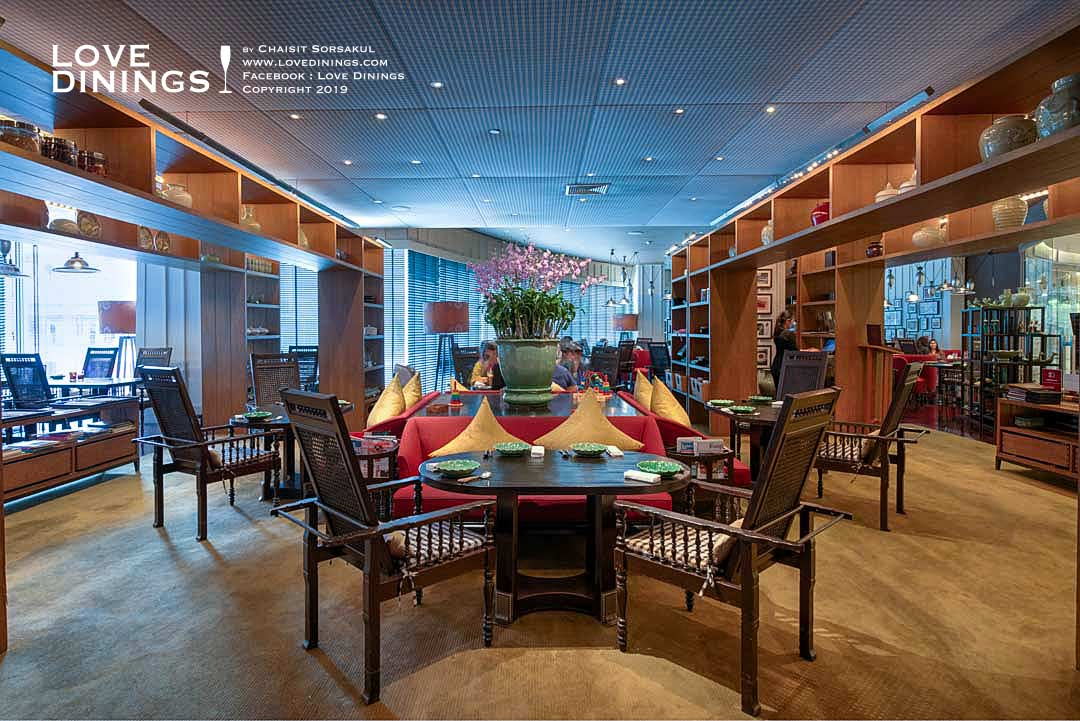 Afternoon Tea at Tea Room Grand Hyatt Erawan Bangkok,อาฟเตอร์นูนที ห้องอาหารทีรูม แกรนด์ไฮแอทเอราวัณกรุงเทพ_01