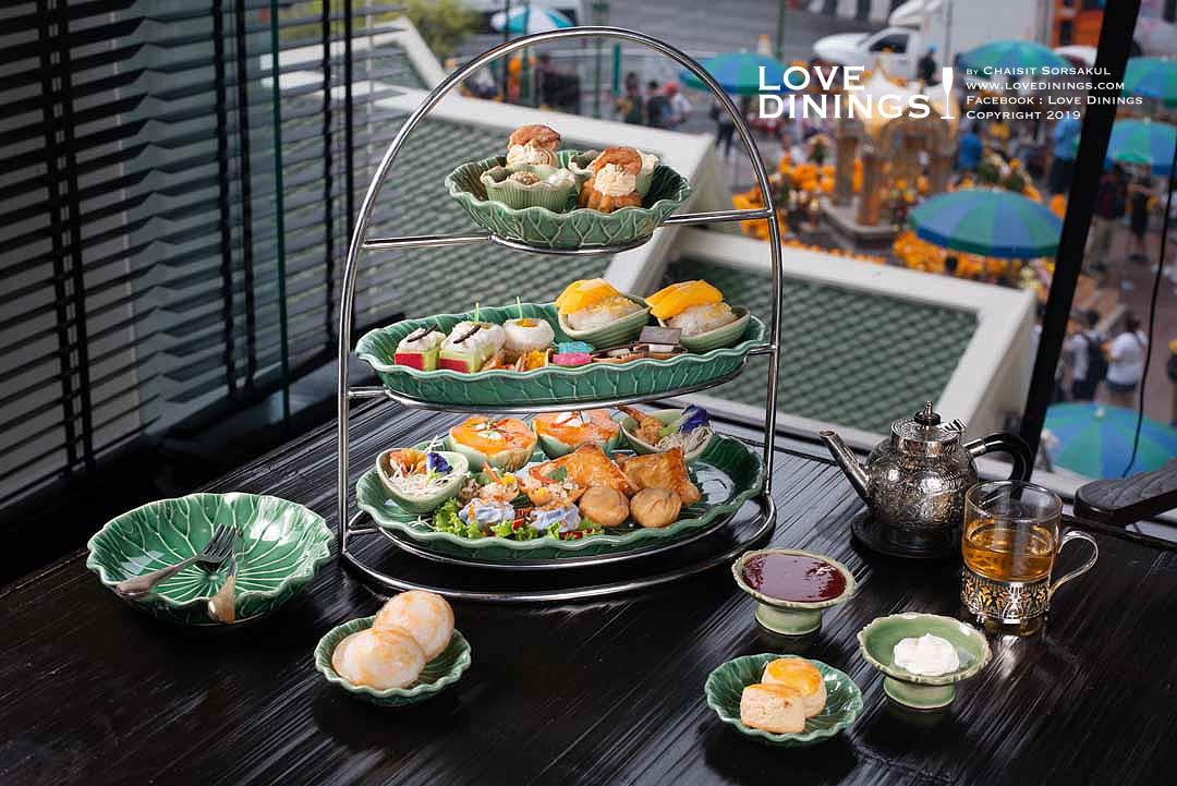 Afternoon Tea at Tea Room Grand Hyatt Erawan Bangkok,อาฟเตอร์นูนที ห้องอาหารทีรูม แกรนด์ไฮแอทเอราวัณกรุงเทพ_06