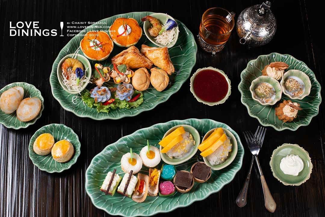 Afternoon Tea at Tea Room Grand Hyatt Erawan Bangkok,อาฟเตอร์นูนที ห้องอาหารทีรูม แกรนด์ไฮแอทเอราวัณกรุงเทพ_07