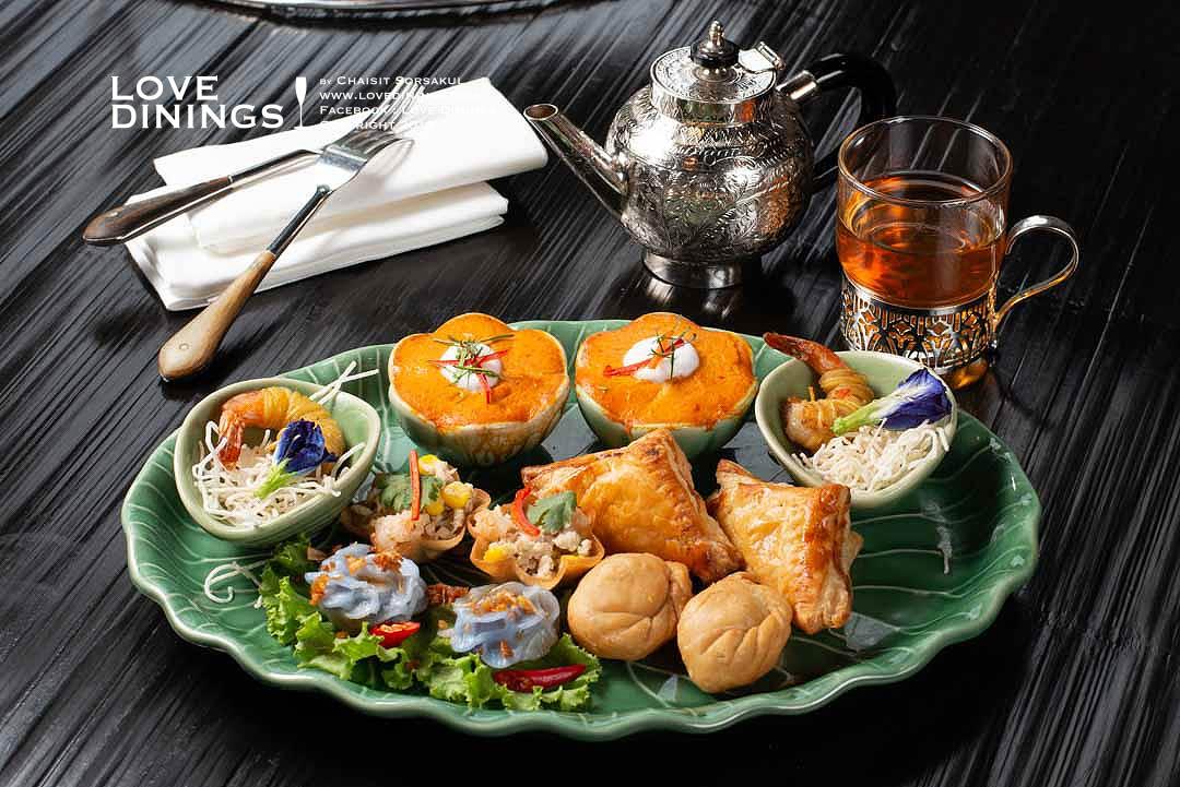 Afternoon Tea at Tea Room Grand Hyatt Erawan Bangkok,อาฟเตอร์นูนที ห้องอาหารทีรูม แกรนด์ไฮแอทเอราวัณกรุงเทพ_11