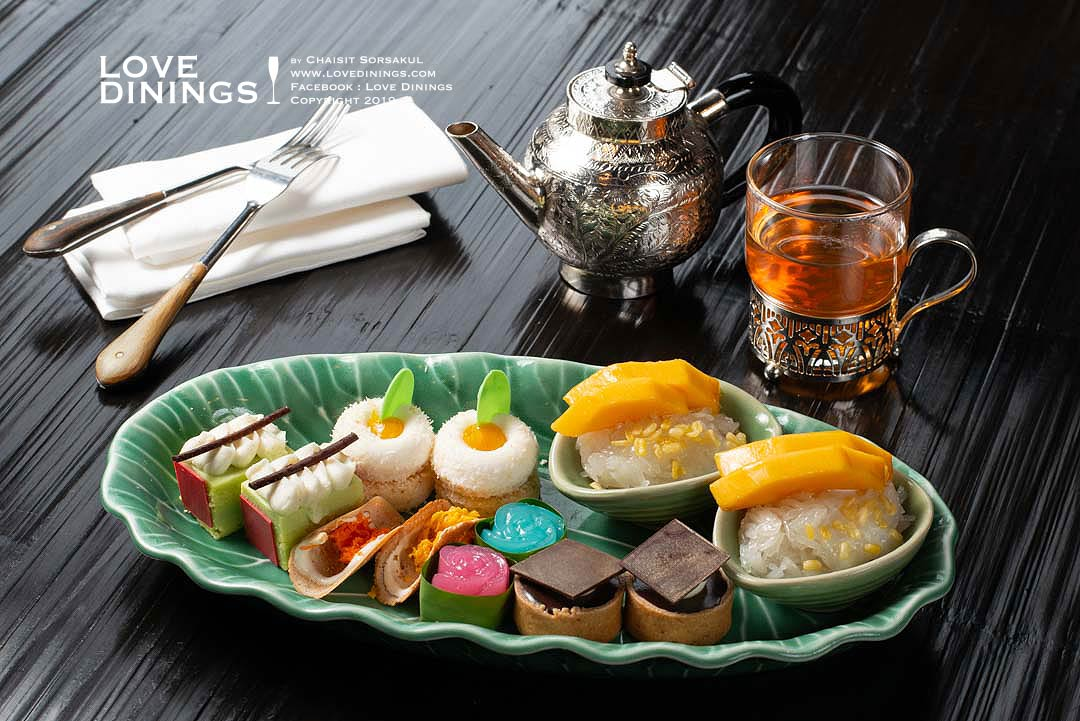 Afternoon Tea at Tea Room Grand Hyatt Erawan Bangkok,อาฟเตอร์นูนที ห้องอาหารทีรูม แกรนด์ไฮแอทเอราวัณกรุงเทพ_12