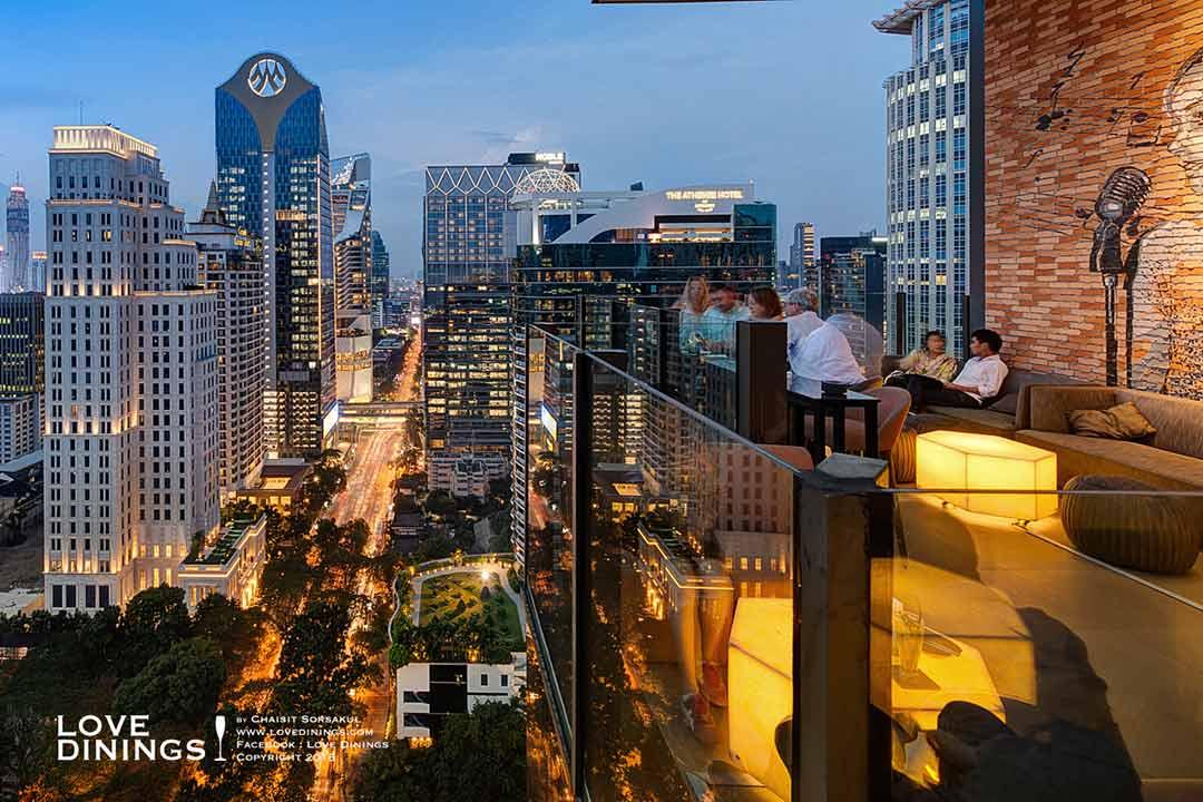 ร้านอาหารเคาท์ดาวปีใหม่ คริสมาสต์ สุดหรูโรงแรมห้าดาวกรุงเทพ 2563 , Countdown Christmas and New Year 2020 at Five Star Hotel Bangkok_1115