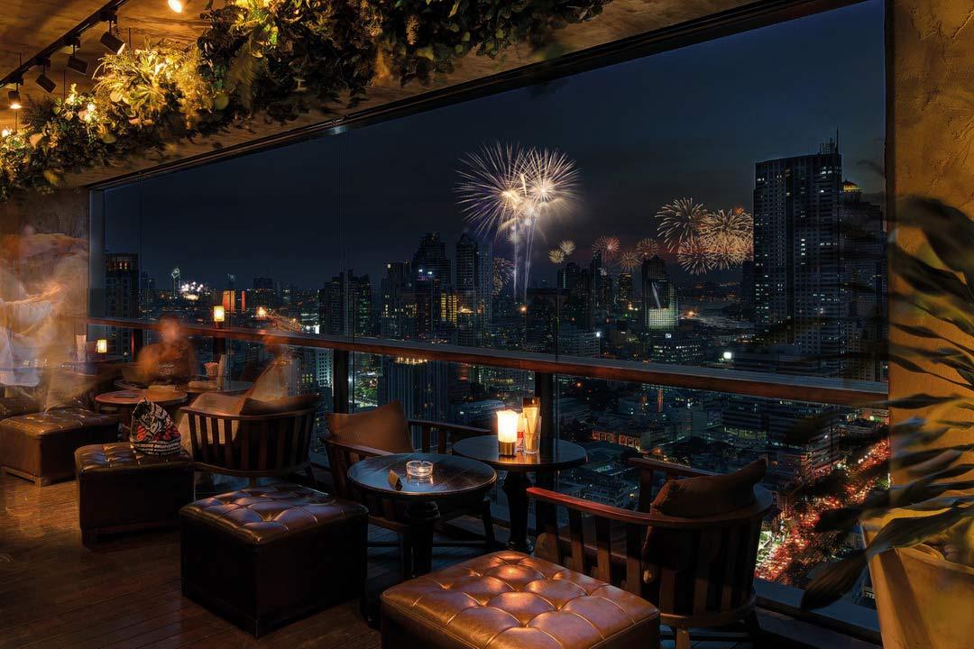 ร้านอาหารเคาท์ดาวปีใหม่ คริสมาสห้าดาวกรุงเทพ 2563_พูลแมนจีกรุงเทพ Countdown Christmas and New Year 2020 Bangkok_Pullman G-02