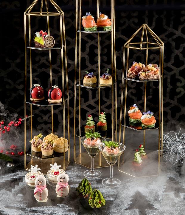 ร้านอาหารเคาท์ดาวปีใหม่ คริสมาส ห้าดาวกรุงเทพ 2563_เซนต์รีจีสกรุงเทพ Countdown Christmas and New Year 2020 Bangkok_Regis-13