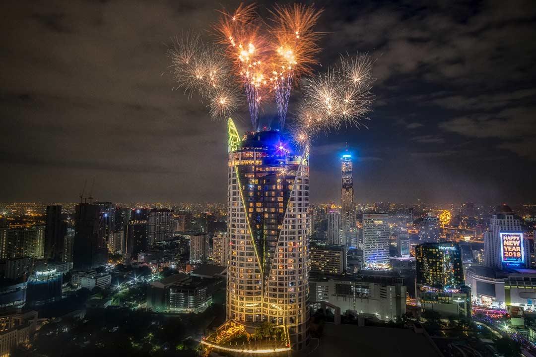 ร้านอาหารเคาท์ดาวปีใหม่ คริสมาส ห้าดาวกรุงเทพ 2563_เซ็นทาร่าเซ็นทรัลเวิล Countdown Christmas and New Year 2020 Bangkok_01