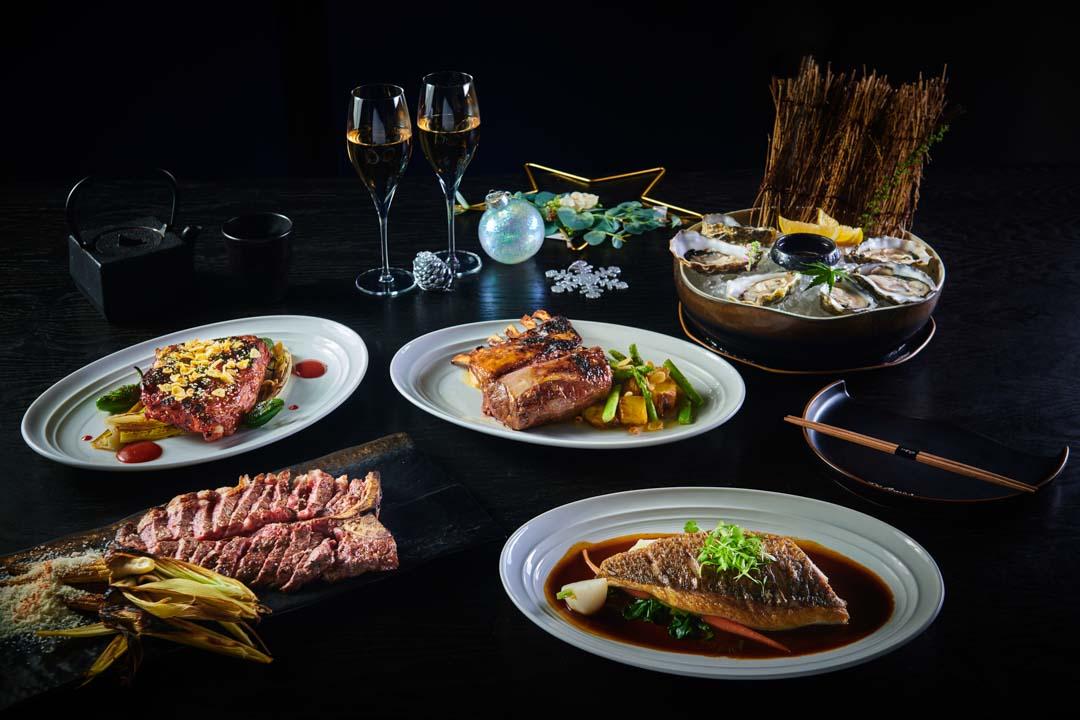 ร้านอาหารเคาท์ดาวปีใหม่ คริสมาส ห้าดาวกรุงเทพ 2563_แมริออทมาร์คีส Countdown Christmas and New Year 2020 Bangkok_Marriott Marquis-03