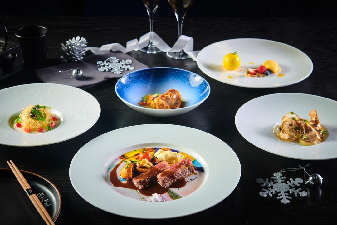 ร้านอาหารเคาท์ดาวปีใหม่ คริสมาส ห้าดาวกรุงเทพ 2563_แมริออทมาร์คีส Countdown Christmas and New Year 2020 Bangkok_Marriott Marquis-04