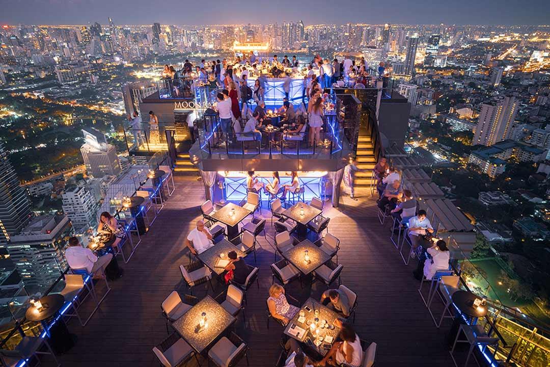 ร้านอาหารเคาท์ดาวปีใหม่ คริสมาส ห้าดาวกรุงเทพ 2563_โรงแรมบันยันทรี Countdown Christmas and New Year 2020 Bangkok_Banyan Tree Bangkok-1