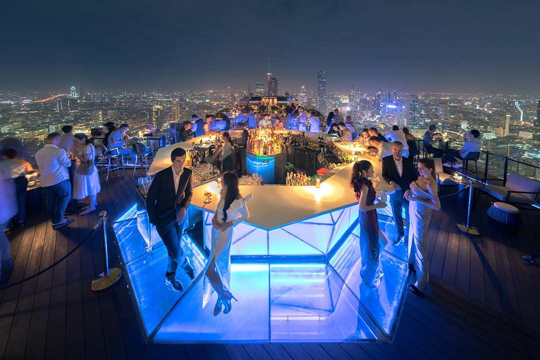 ร้านอาหารเคาท์ดาวปีใหม่ คริสมาส ห้าดาวกรุงเทพ 2563_โรงแรมบันยันทรี Countdown Christmas and New Year 2020 Bangkok_Banyan Tree Bangkok-2