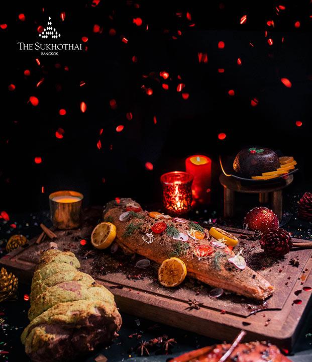 ร้านอาหารเคาท์ดาวปีใหม่ คริสมาส ห้าดาวกรุงเทพ 2563_โรงแรมสุโขทัย Countdown Christmas and New Year 2020 Bangkok_The Sukhothai Bangkok-02