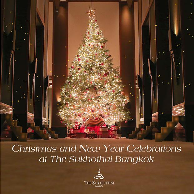 ร้านอาหารเคาท์ดาวปีใหม่ คริสมาส ห้าดาวกรุงเทพ 2563_โรงแรมสุโขทัย Countdown Christmas and New Year 2020 Bangkok_The Sukhothai Bangkok-05